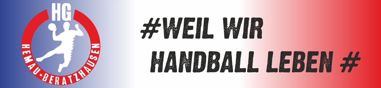 Handball auf dem Tangrintel